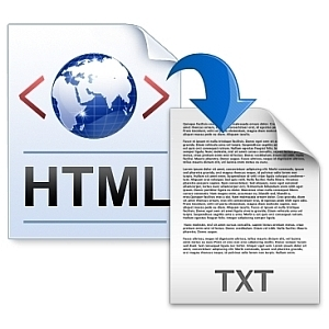 html2text